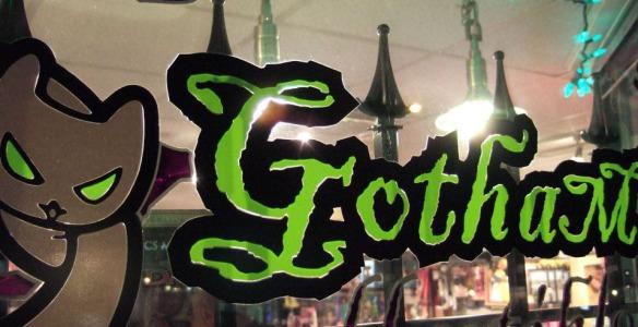 gotham window at night ebay shop