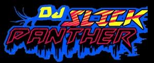 dj slick panther logo