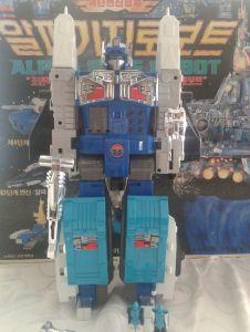 alpha robot base