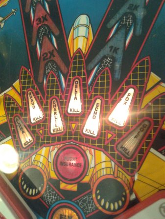 pinball lights